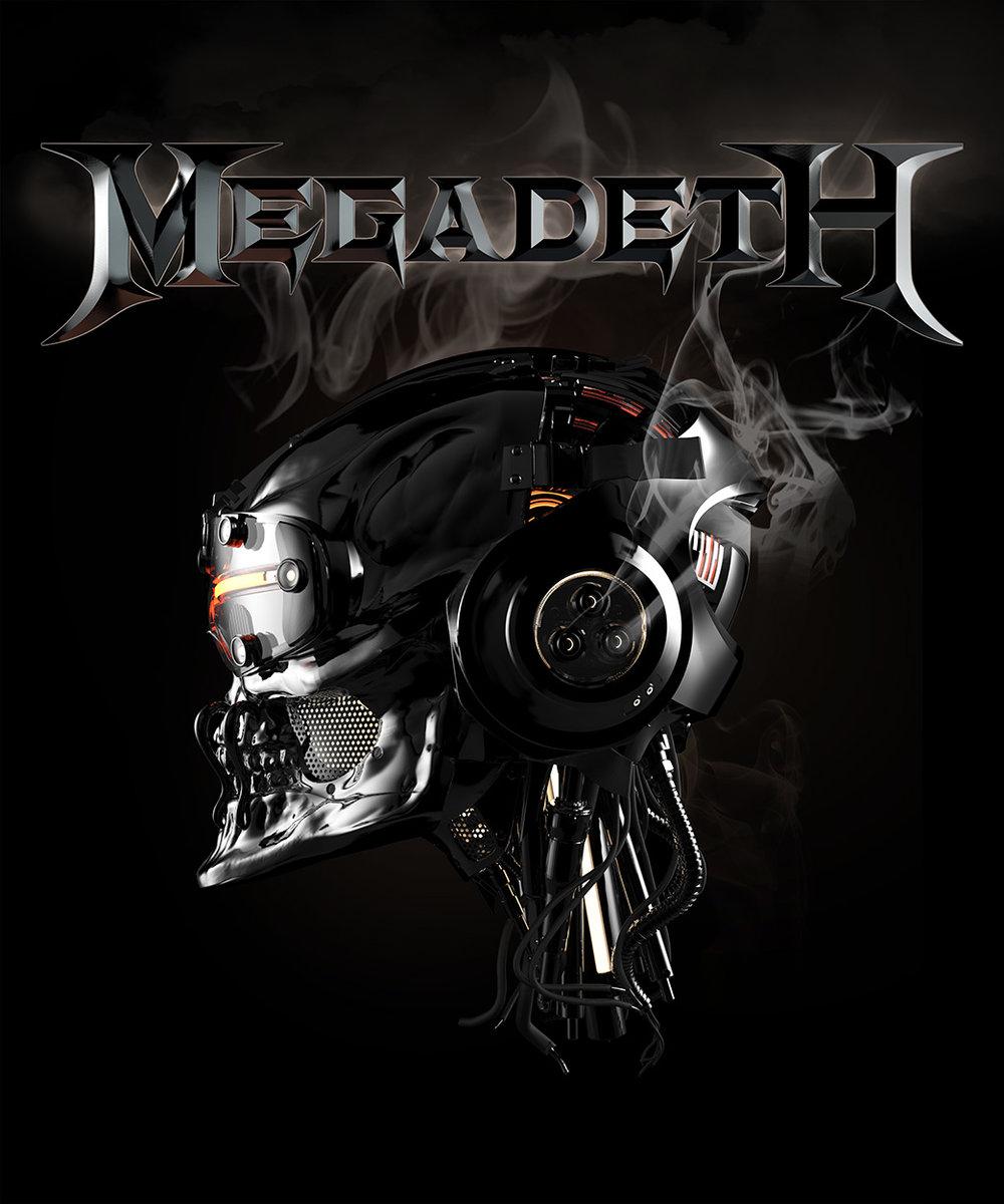 megadeth vic rattlehead profile brent elliott white