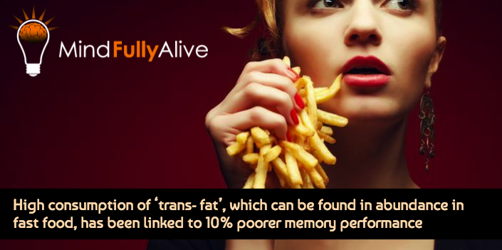 Worse Memory Performance Linked to This Type of Fat