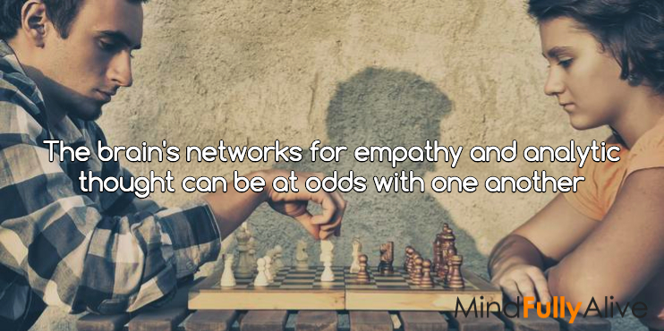 Analysis Neurologically Represses Empathy