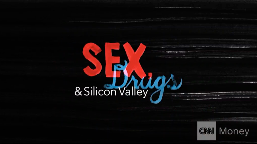 CNN Money Web Series 'Sex, Drugs & Silicon Valley' Explores use of Nootropics, Psychedelics in Startup Culture