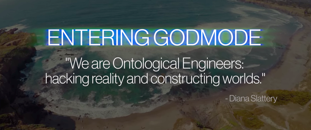 'Entering GodMode' by Jason Silva
