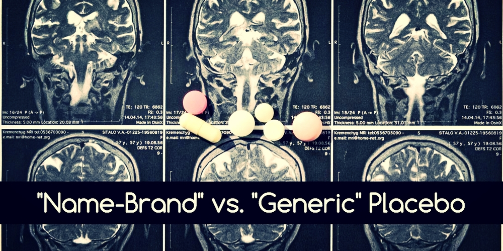 """Name-Brand"" Placebo vs. ""Generic"" Placebo"