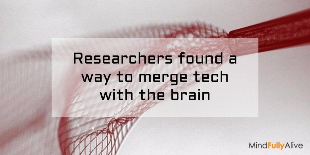 Researchers Found a Way to Merge Tech with the #Brain