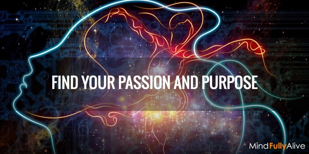 How to Find Your #Passion and #Purpose