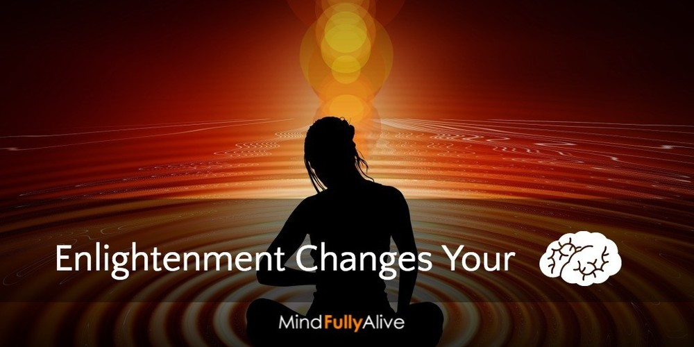 #Enlightenment Changes Your #Brain