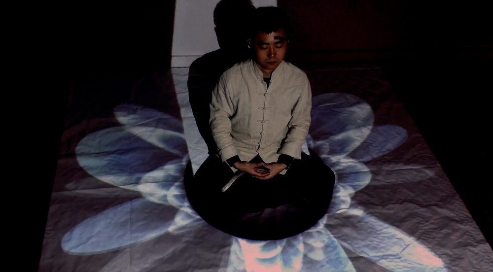 'Observe the Heart' Creates Beautiful Visuals from #Meditating #Brains