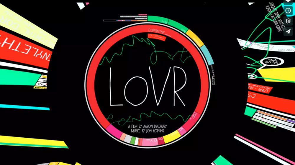 LoVR Poetically Immerses You in a Lover's #Brain Data #VR