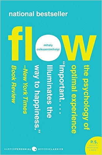 "<p><strong>Flow</strong>Discover the psychology of ""optimal experience"" and how to tap into it. Learn how to enter states of flow where enjoyment, creativity, and productivity skyrocket.</p>"