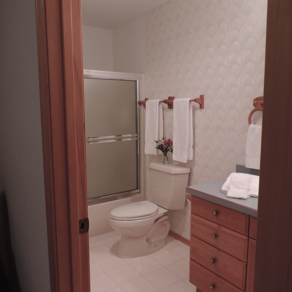 Guest Ensuite Bathrooms