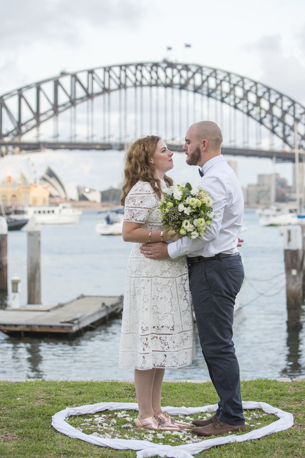 Just the Two of us - Do you just want to run away just the two of you, and have a beautiful day that is just all about you two?  Packages start at just $1999 and include everything you need for a simple, stylish and romantic elopement.  For package inclusions click here.