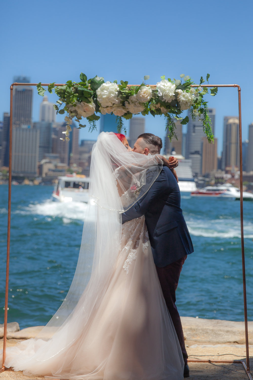 I'm Yours - Everything you need for a beautiful break away, a stylish wedding and celebration with your most important people.  Enjoy the beautiful hotel, a romantic ceremony and beautiful degustation menu for just $8,999.For package inclusions click here.