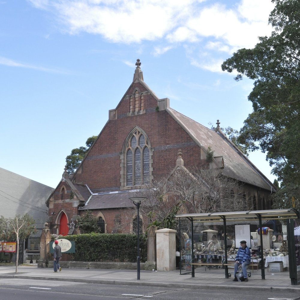 Let's do Sunday - We meet at the beautiful St Paul Presbyterian heritage church building in Rozelle. Our service is casual, celebratory, reflective and welcoming.We're family friendly and you can find out more about our Kids Church program here.10:30am start665A Darling Street,Rozelle, NSW 2039