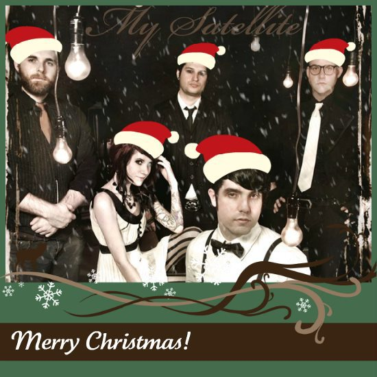 HAHAHHA whoever did this is hilarious <3 a very merry holiday from the smug sons' o'bitches we are hahaha.