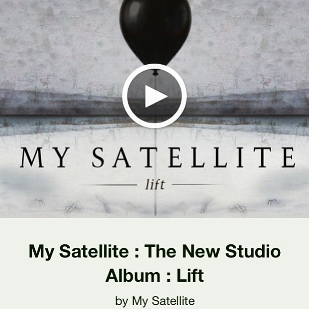Just 6 days left in our Kickstarter campaign. Jump on the bandwagon. We brought beer.  www.kickstarter.com/projects/816298171/my-satellite-the-new-studio-album-lift