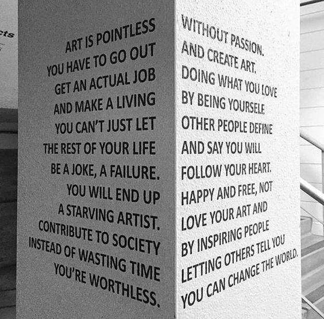 🖤 #artislife