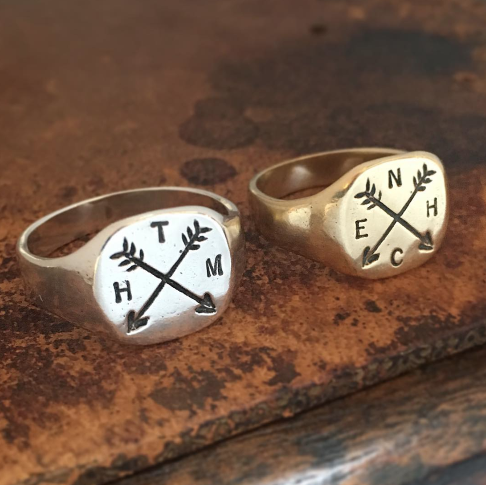 LHN Jewelry: Arrow Ring - $95
