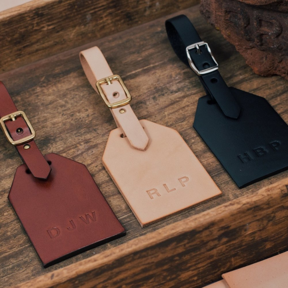 LOUISE: Luggage Tag - $37