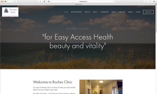 Roche Clinic By Coughlan Web
