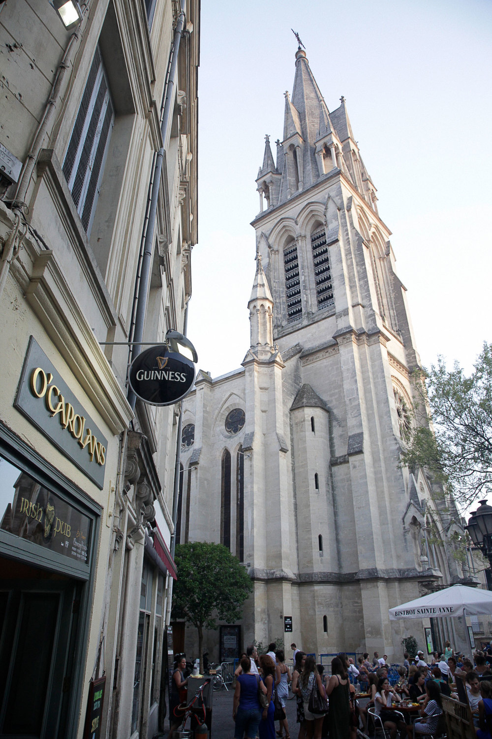 O'Carolans beside Carré St Anne in Montpellier.jpg