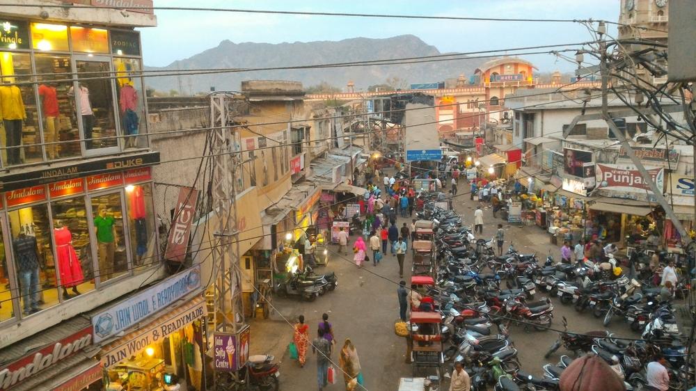 Indijske ulice