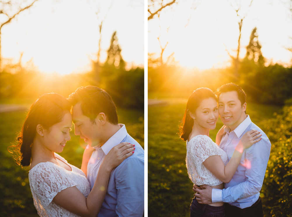 Vancouver Queen Elizabeth Park engagement photography edward lai.jpg