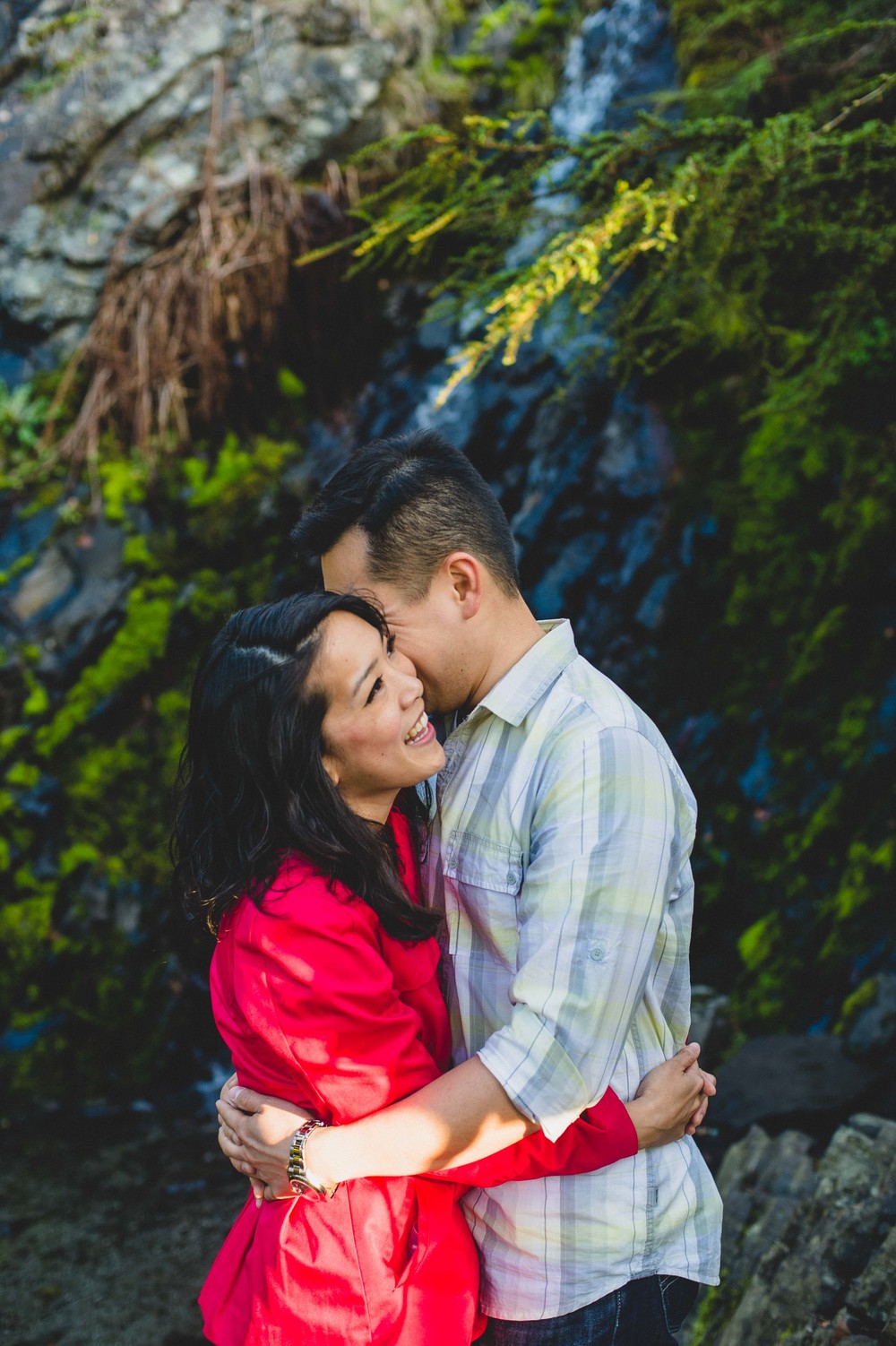Vaccouver Queen Elizabeth Park engagement photography Edward Lai Photography-4.jpg