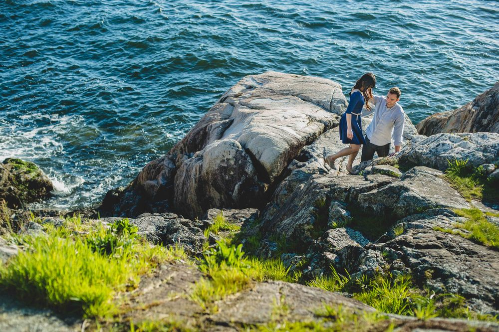 Vaccouver Lighthouse park engagement photography Edward Lai Photography-19.jpg