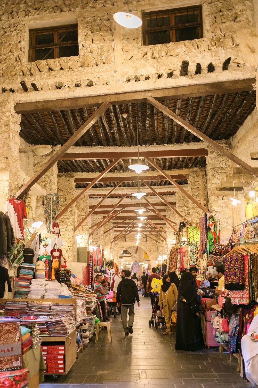 The local souq.