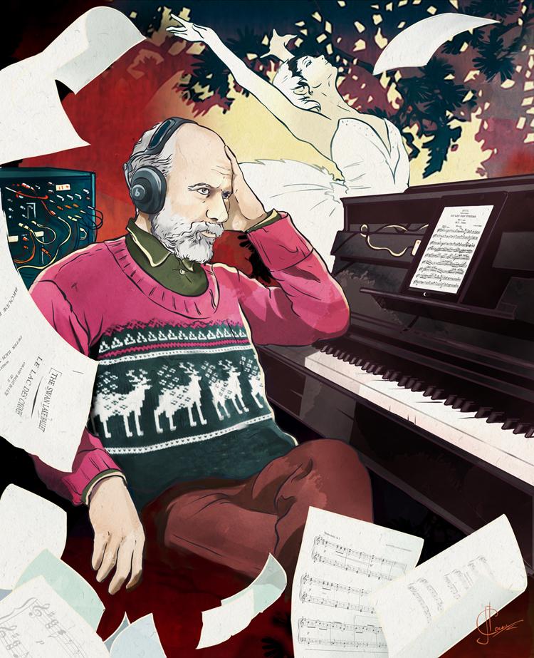 tchaikovsky-editorial-cover-anna-sokolova-art