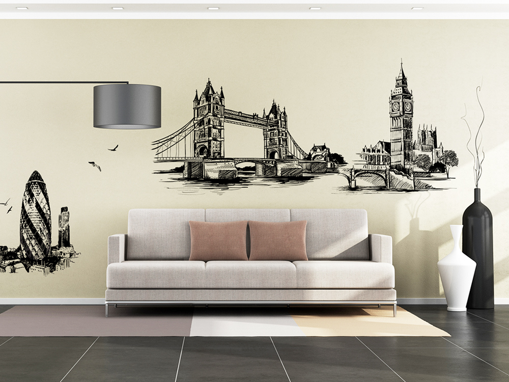 wall-sticker-london-anna-sokolova-art