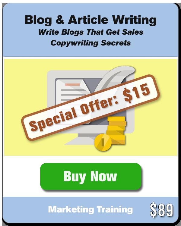Blog Copywriting