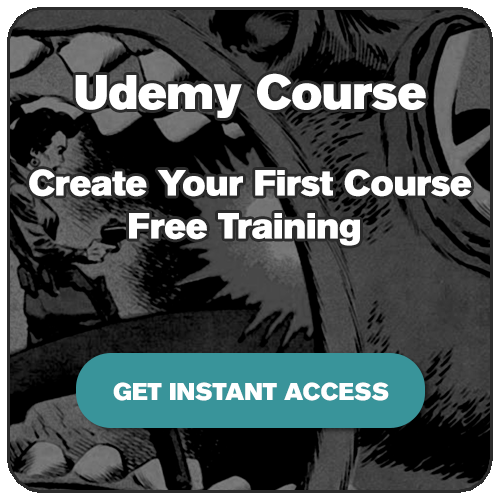 Free Udemy Course Creation Training
