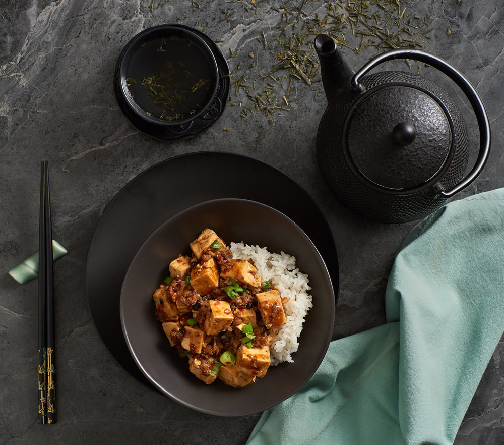 Mapo Tofu | Amy Roth Photo