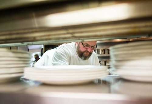 Restaurant Kitchen Photography restaurants — amy roth photo