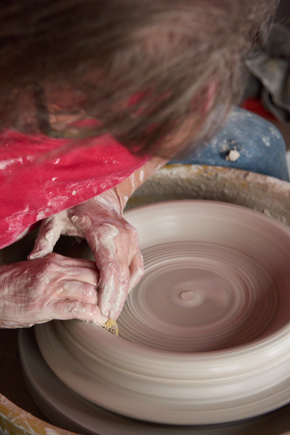 Working with Clay | Amy Roth Photo