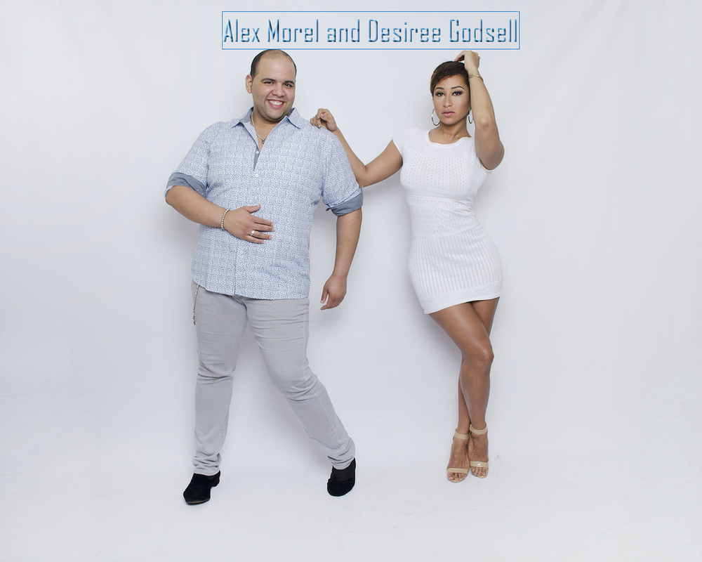 Meet Alex Morel, Desiree's dance partner! He is a talented dancer, performer and choreographer. Visit him at  alexmoreldance.com