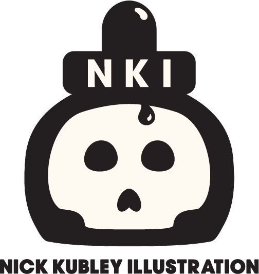 Nick Kubley Illustration