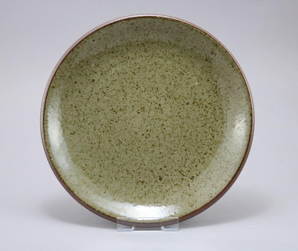 Dinner Plate & Dinner Plate \u2014 The Leach Pottery