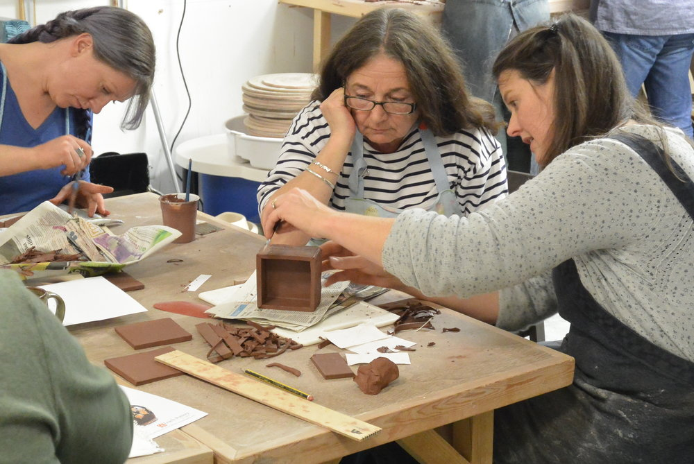 Bookings: Courses & Masterclasses, Clay Days
