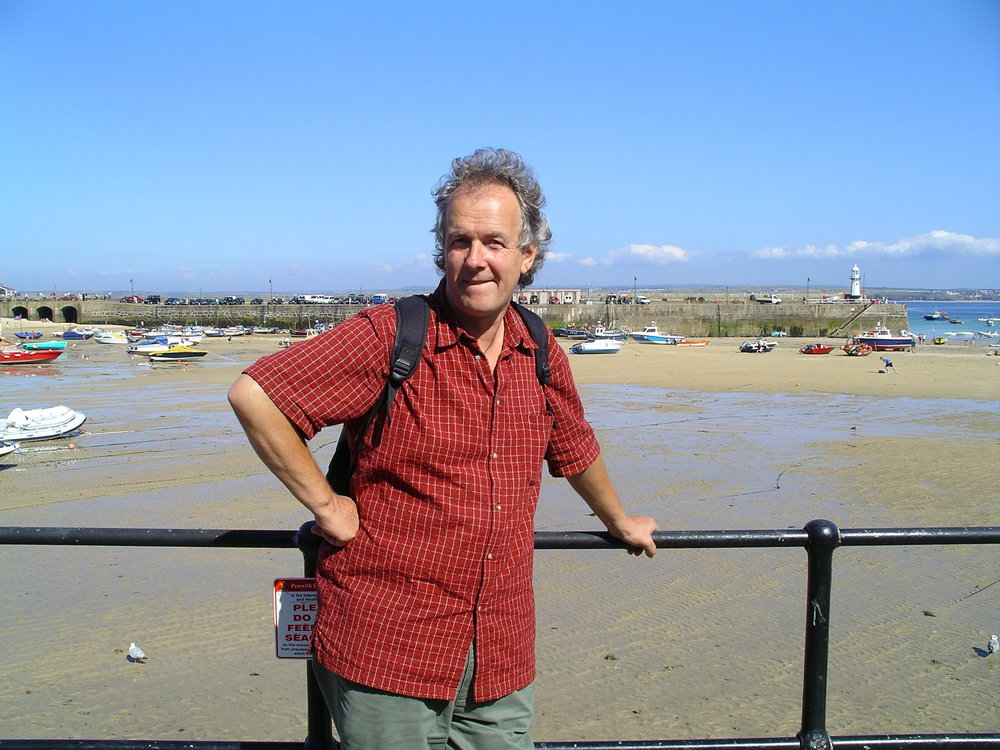 Rick Henham in St. Ives