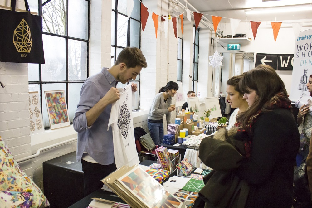 Creative designer market London