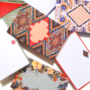 "CL.AM Correspondence - ""CL.AM is a luxury printed stationery company, inspired by fashion and design. Our products are all handmade in the UK."""