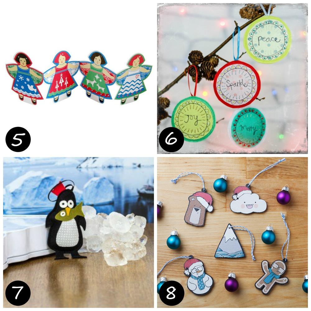 5. Rosehip Cards (Peckham - Sat 13 Dec), 6. Grace Gatley (Dalston - Sat 29 Nov), 7. Terri Leahy (Peckham - Sat 13 Dec), 8,. Pygmy Cloud (Dalston - Sat 29 Nov & Brixton 6 Dec).