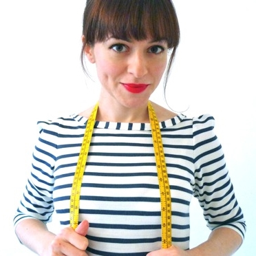 Tilly Walnes, dressmaker and designer, founder of Tilly & The Buttons