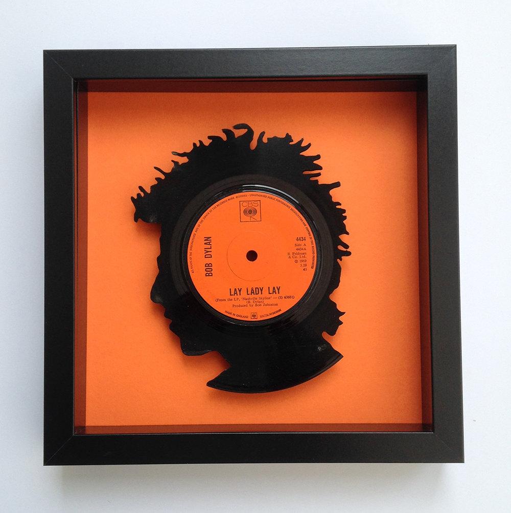 Tolhurst Vinyl Art