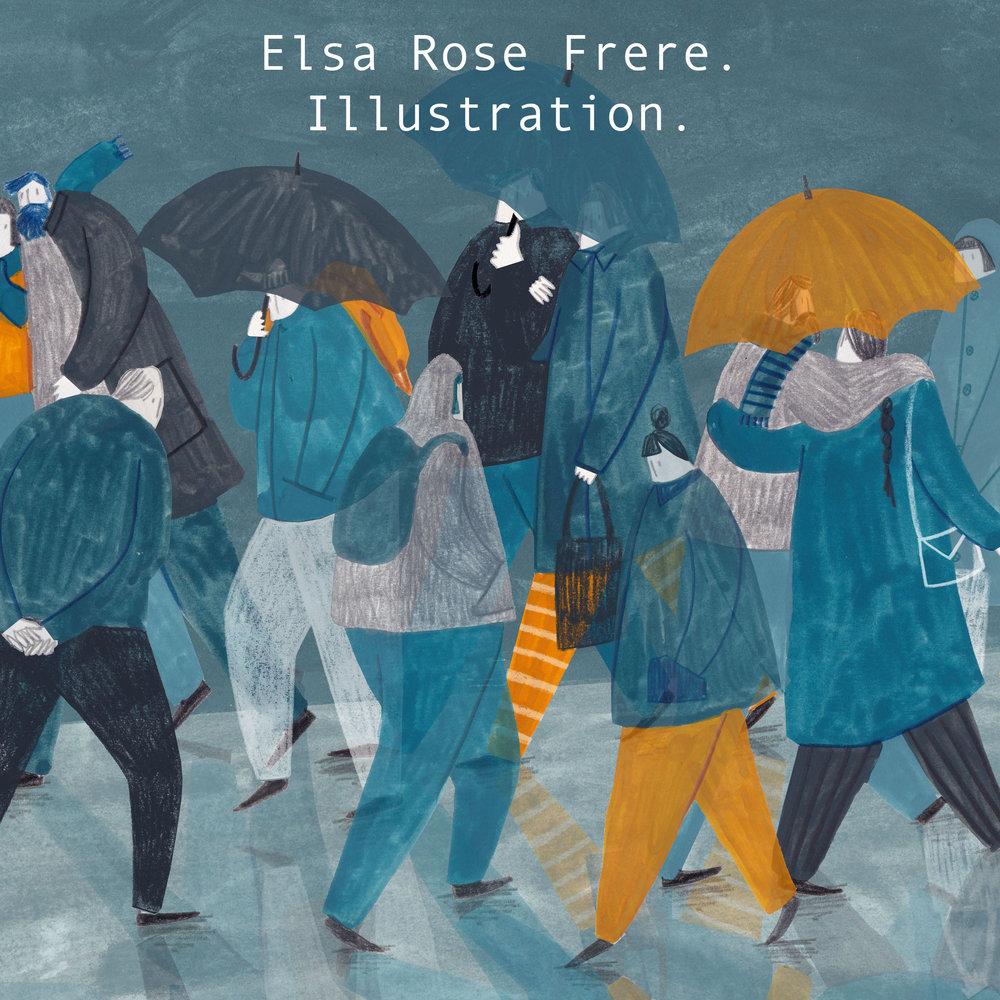 Elsa Rose Frere