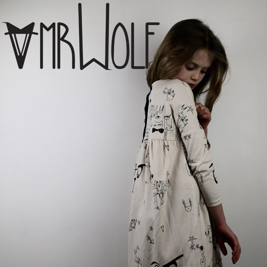 Mr Wolf Kids