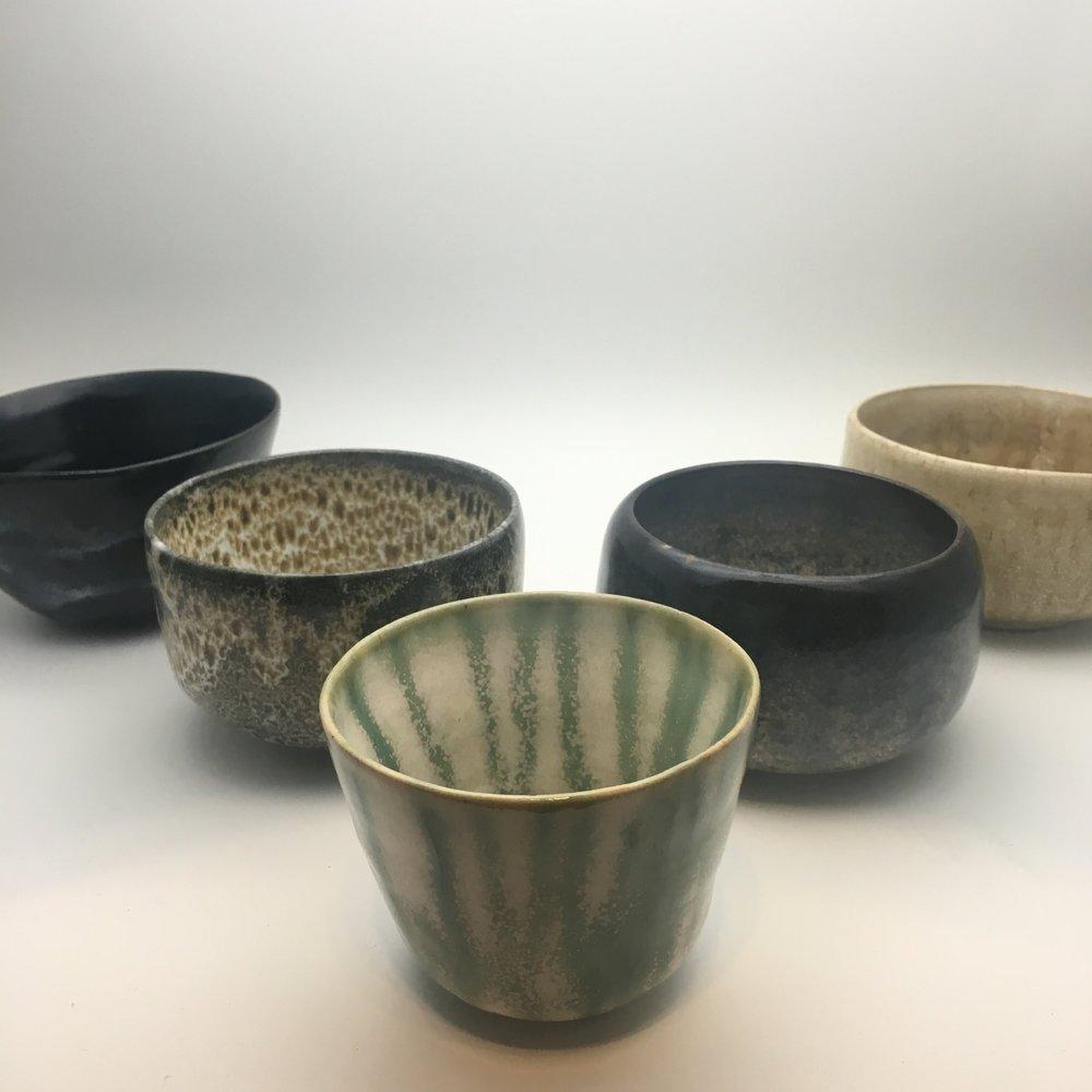 Noriko Nagaoka Ceramic