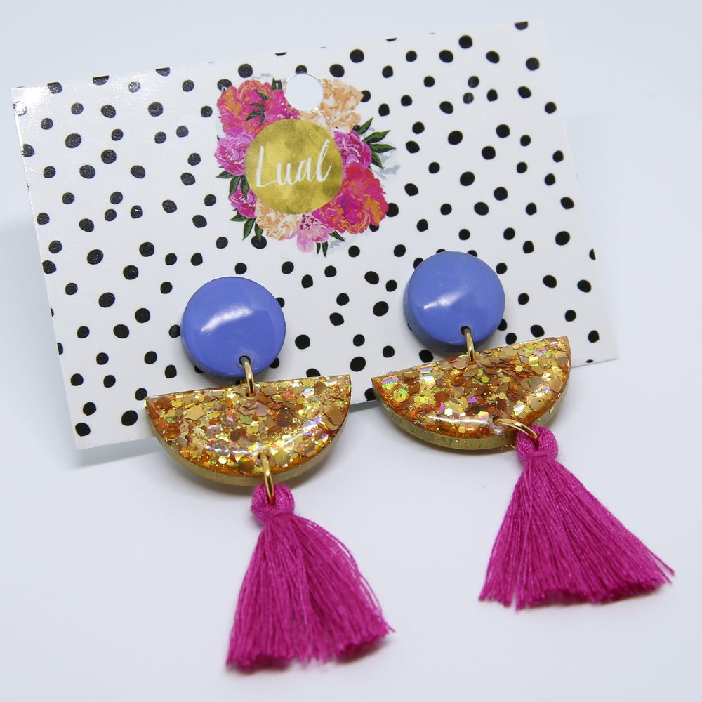 Lual Earrings