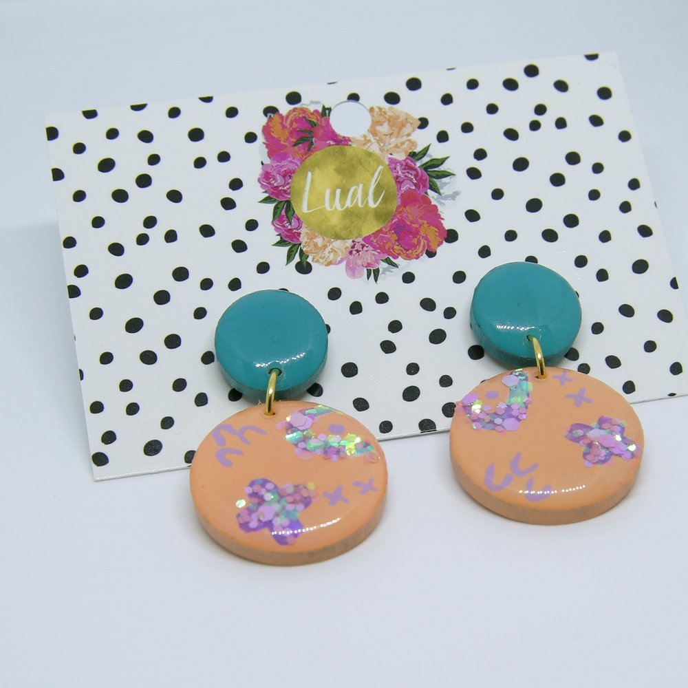 Lu-al Earrings
